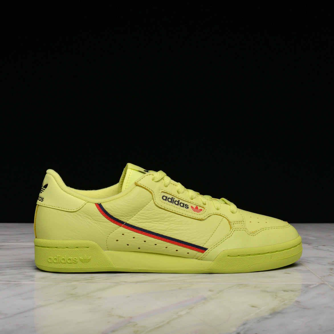 CONTINENTAL 80 - SEMI FROZEN YELLOW