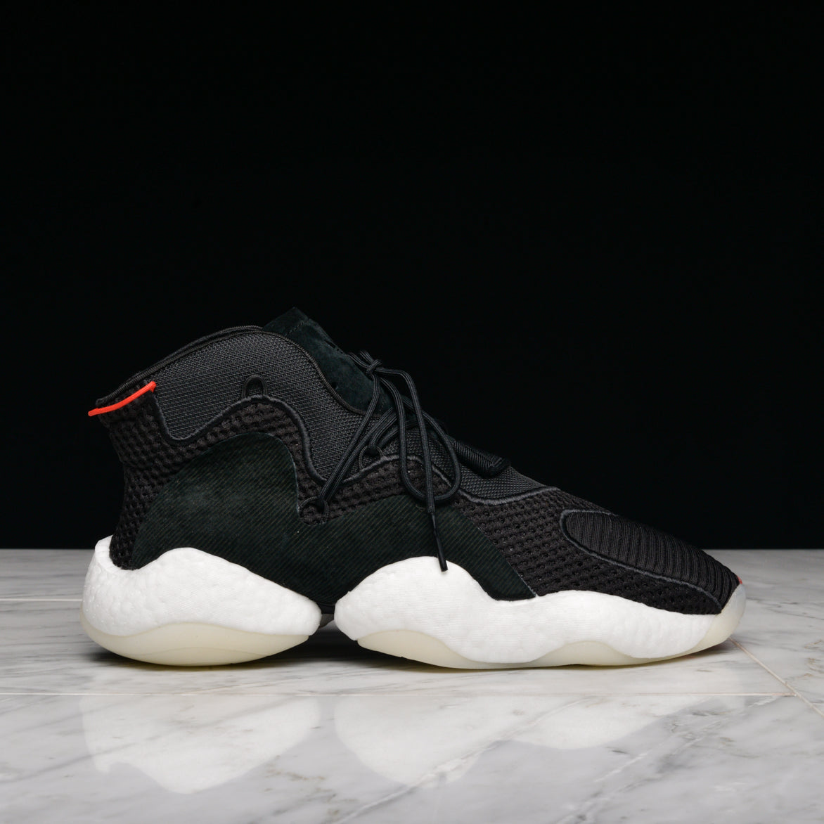 CRAZY BYW - BLACK / WHITE / RED