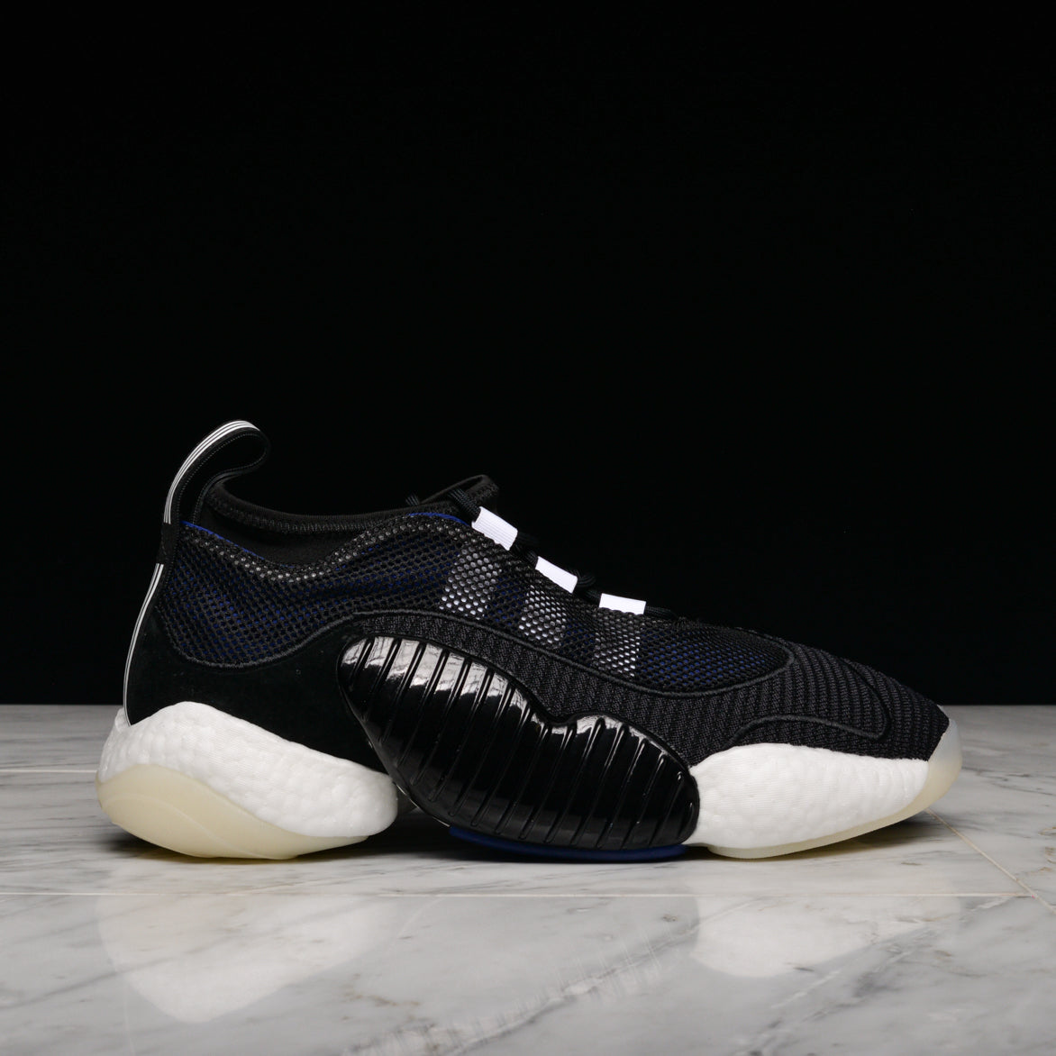 CRAZY BYW LVL II - BLACK   REAL PURPLE  cdfe79599