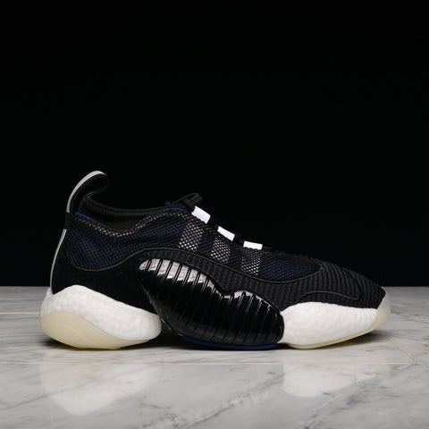 CRAZY BYW LVL II - BLACK / REAL PURPLE