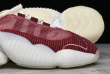 CRAZY BYW II - TRACE MAROON / WHITE