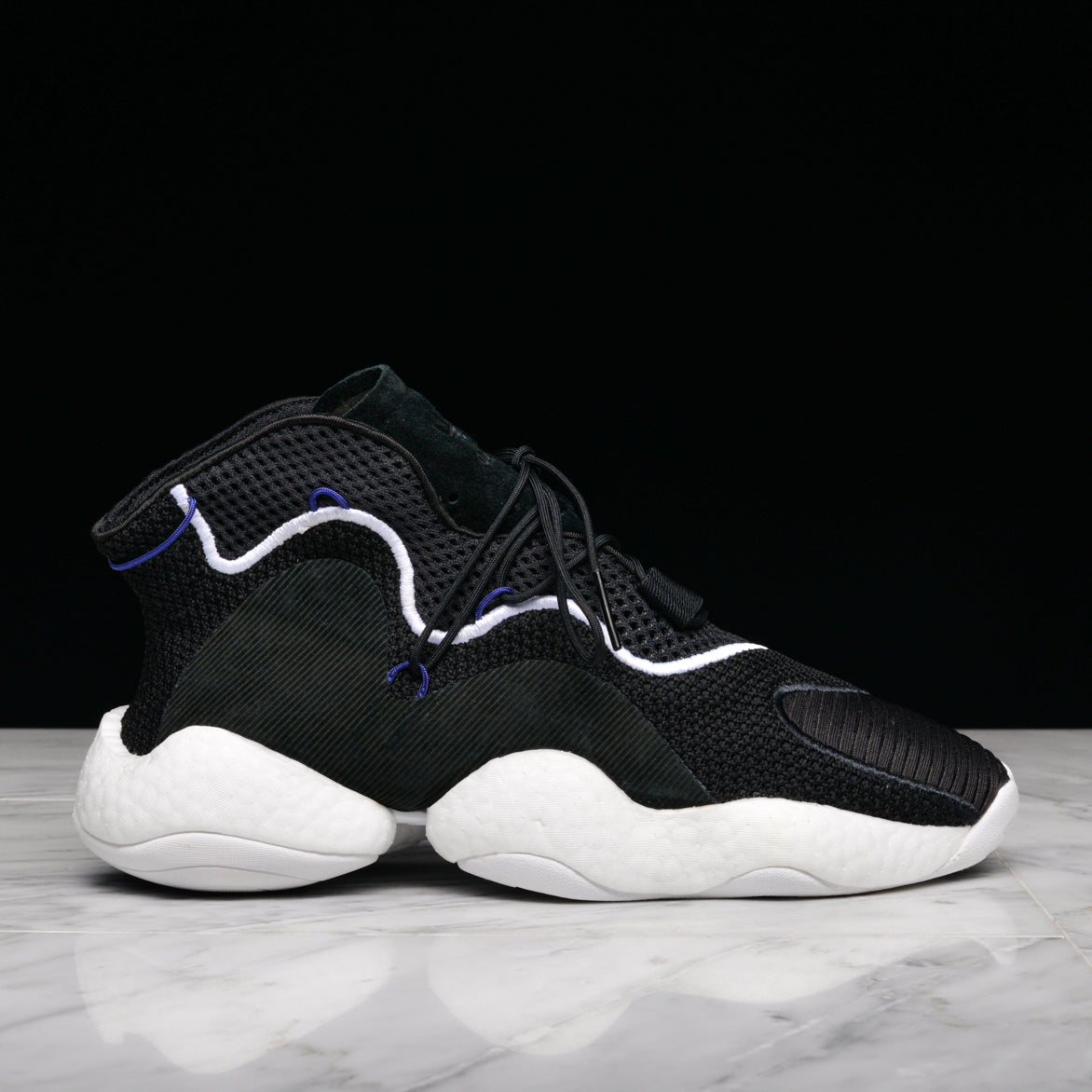 CRAZY BYW LVL 1 - BLACK   WHITE  b8424319a