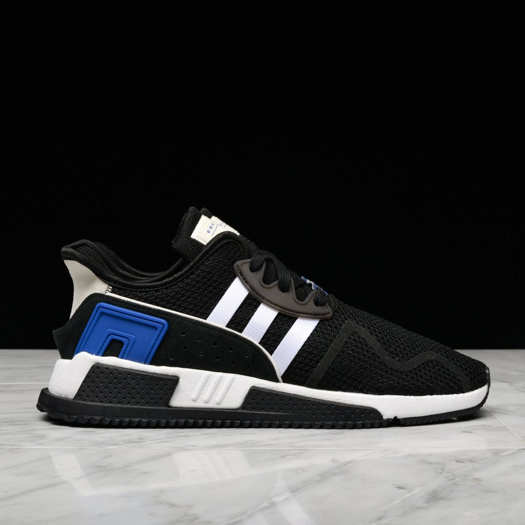 EQT CUSHION ADV - BLACK / WHITE / ROYAL