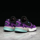 WMNS FALCON - BLACK / WHITE / PURPLE