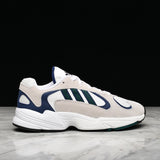 YUNG-1 - CLOUD WHITE / NOBLE GREEN / BLUE