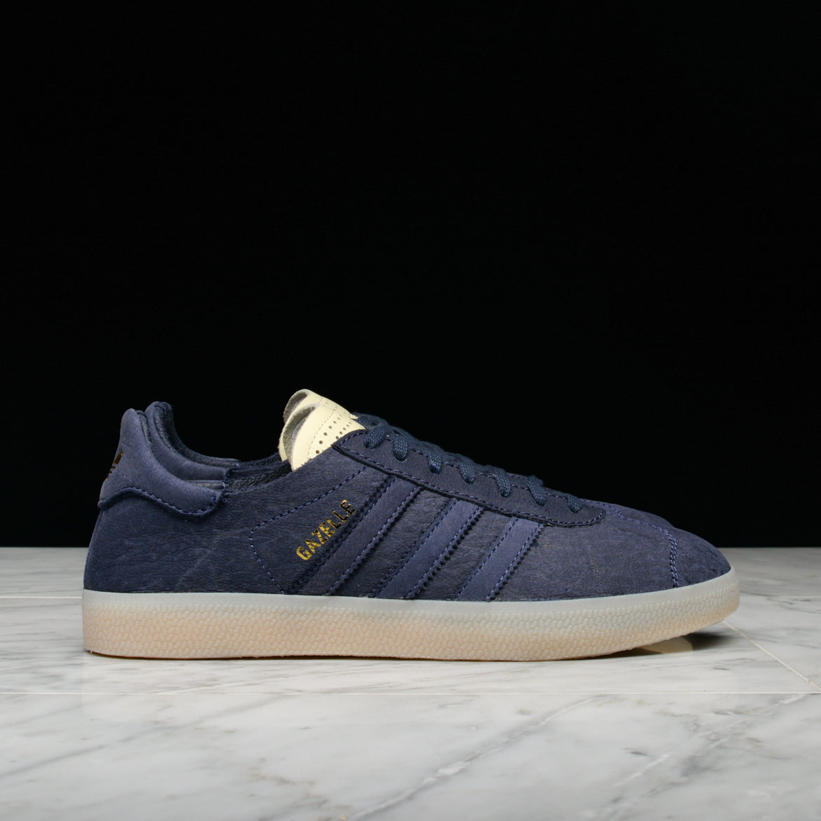 9cf05aa2e89d84 ... low cost gazelle adidas originals crafted energy pack navy white 88bb4  a8429
