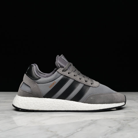 INIKI RUNNER - GREY / BLACK