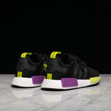 NMD_R1 - BLACK / SHOCK PURPLE
