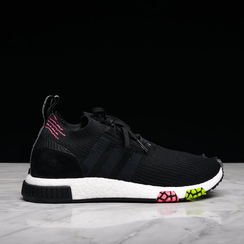 "NMD_RACER PRIMEKNIT ""URBAN RACING PACK"" - CORE BLACK"