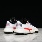 POD-S3.1 - WHITE / BLACK / RED