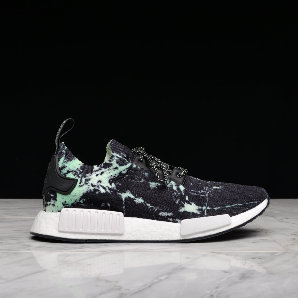 "NMD_R1 PRIMEKNIT ""GREEN MARBLE"""