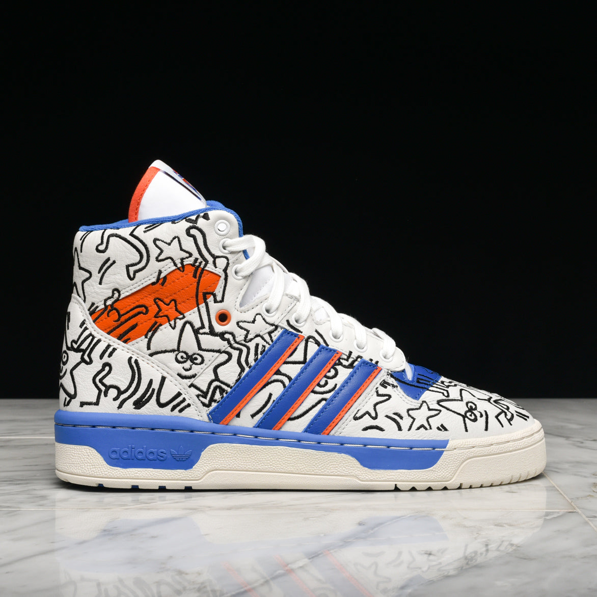 8c765c0a KEITH HARING X ADIDAS RIVALRY HI   lapstoneandhammer.com