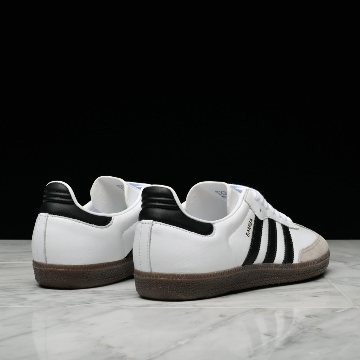 SAMBA OG - WHITE / BLACK / GRANITE