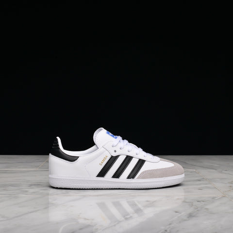 SAMBA OG (CHILD) - WHITE / BLACK / GRANITE