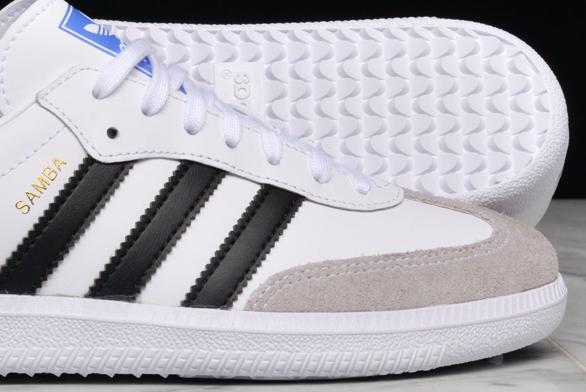 SAMBA OG (JUNIOR) - WHITE / BLACK / GRANITE