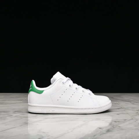 STAN SMITH (PS) - WHITE / GREEN