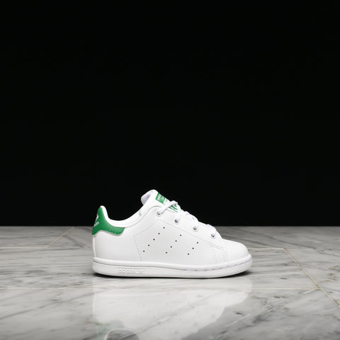 STAN SMITH (TD) - WHITE / GREEN