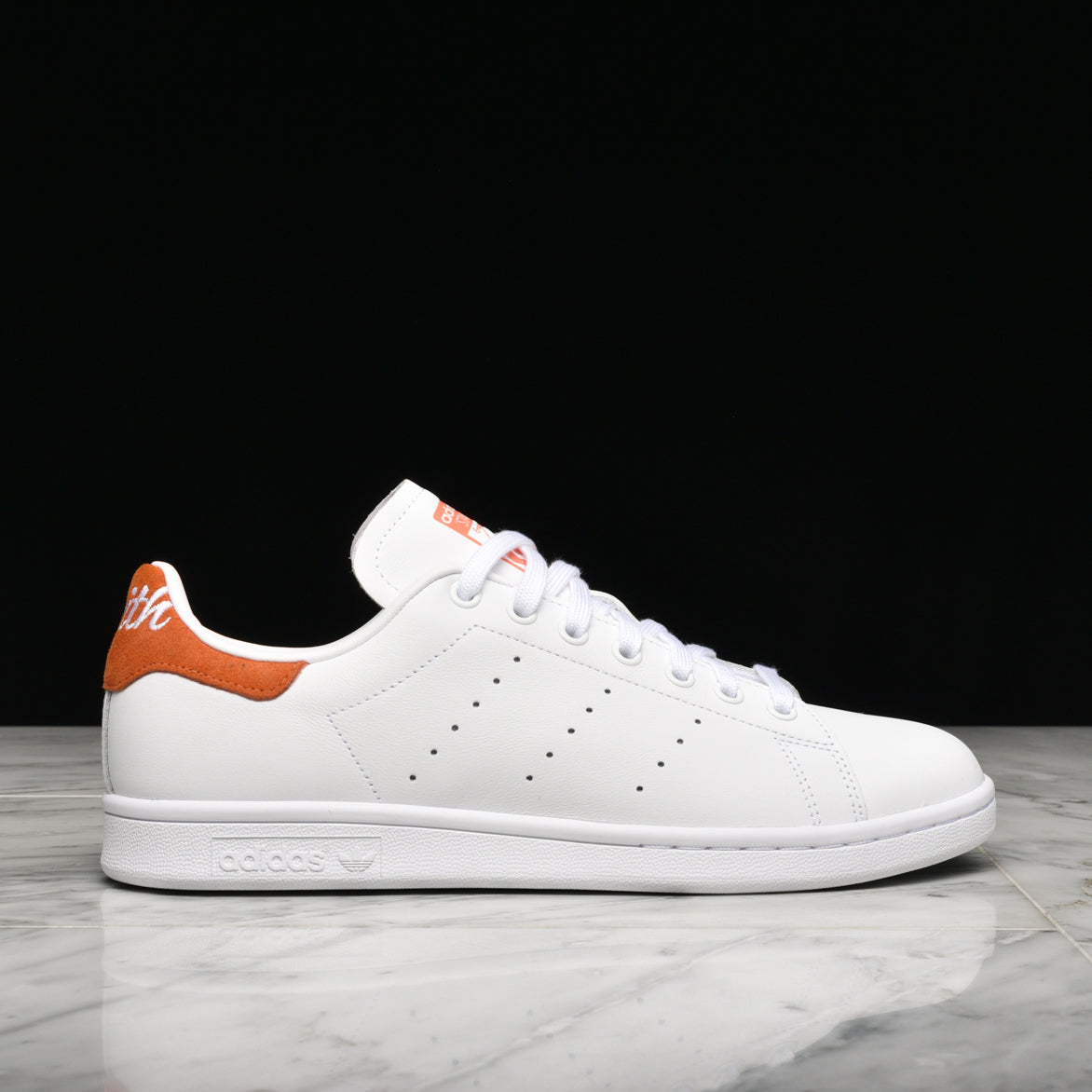 STAN SMITH WHITE SEMI CORAL WHITE