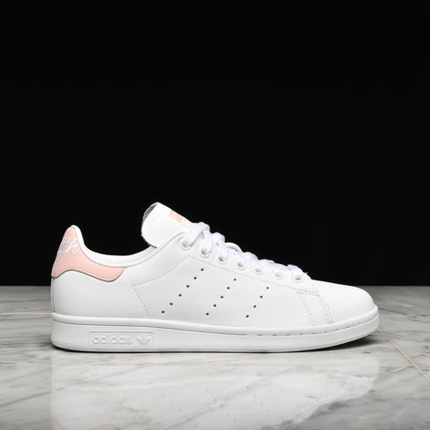 WMNS STAN SMITH - WHITE / ICE PINK / WHITE