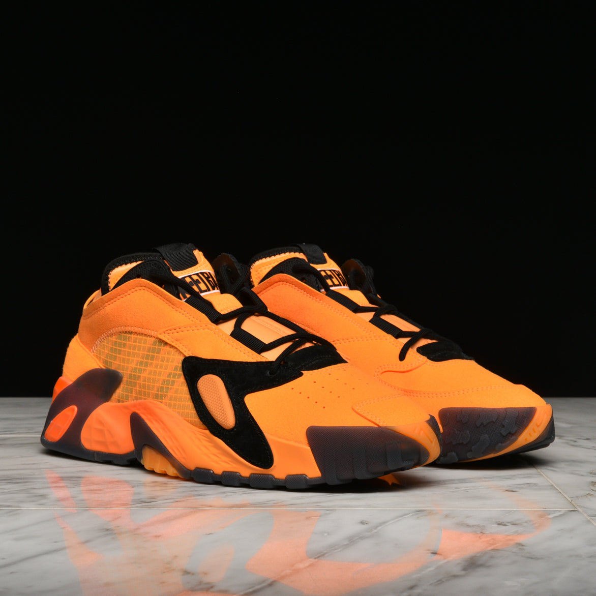 STREETBALL - FLASH ORANGE / SOLAR ORANGE / CORE BLACK
