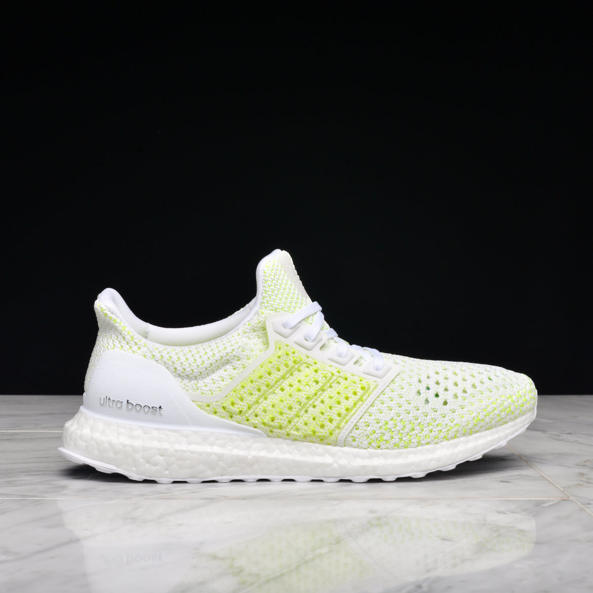 huge discount 095d9 be492 ULTRABOOST CLIMA - WHITE / SOLAR YELLOW