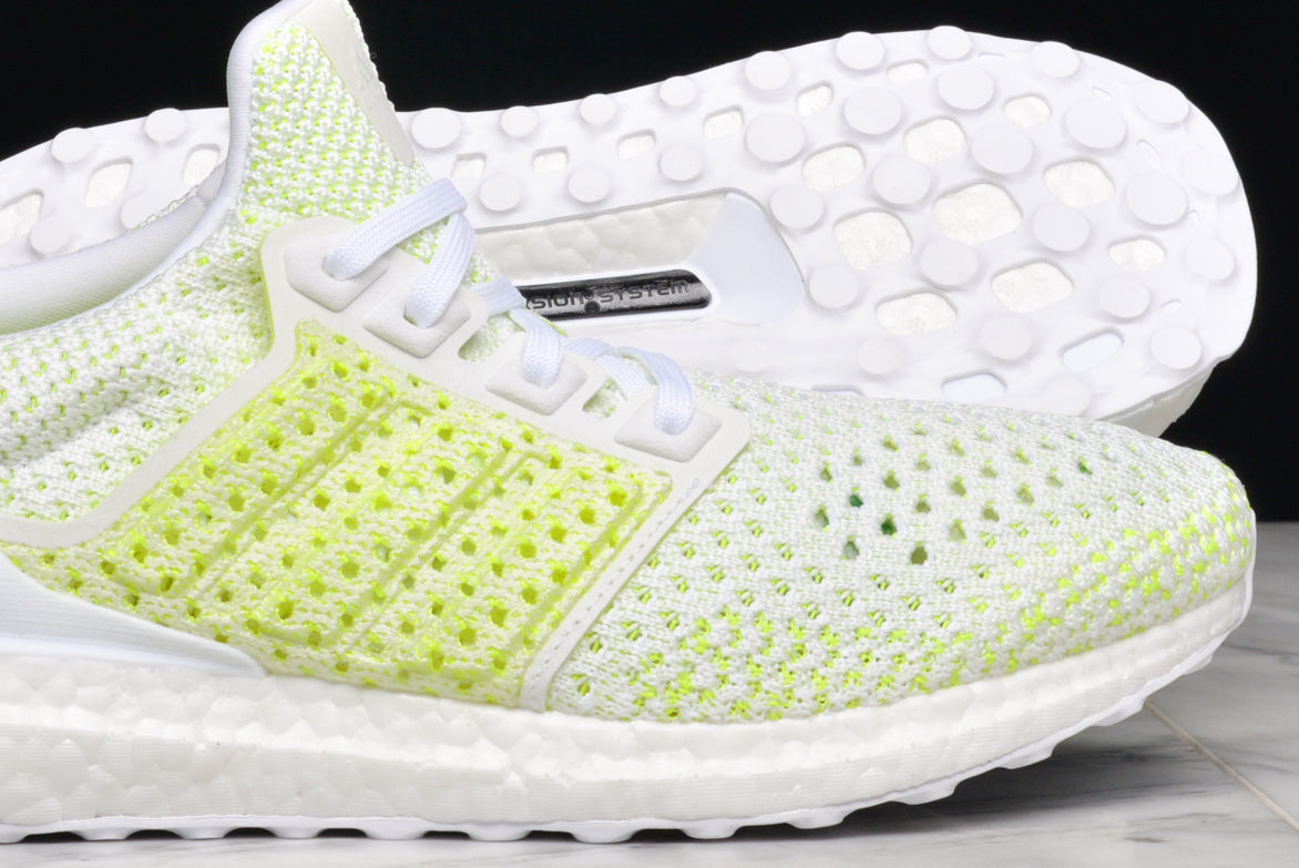 ULTRABOOST CLIMA - WHITE / SOLAR YELLOW
