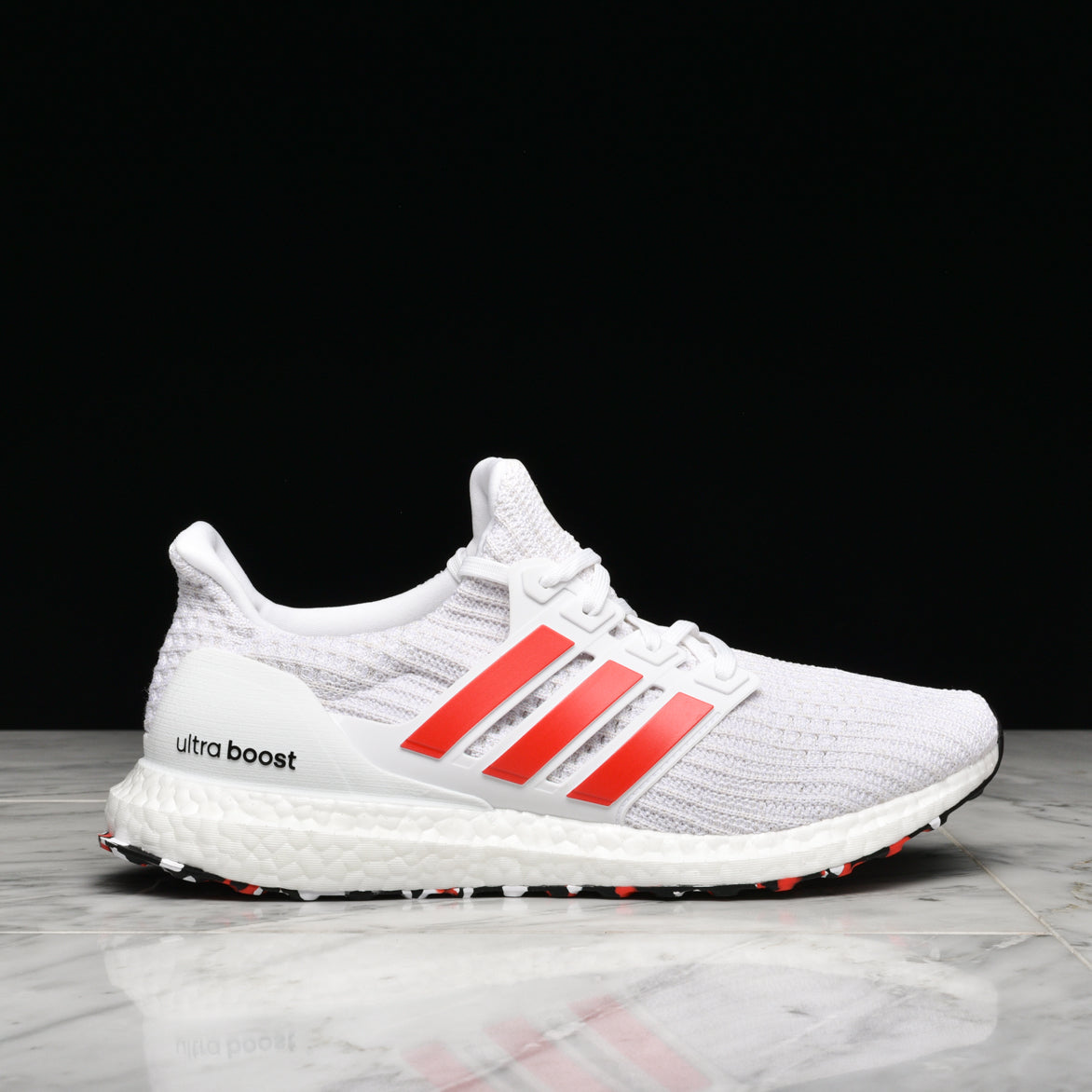 adidas ultra boost 4.0 red stripes