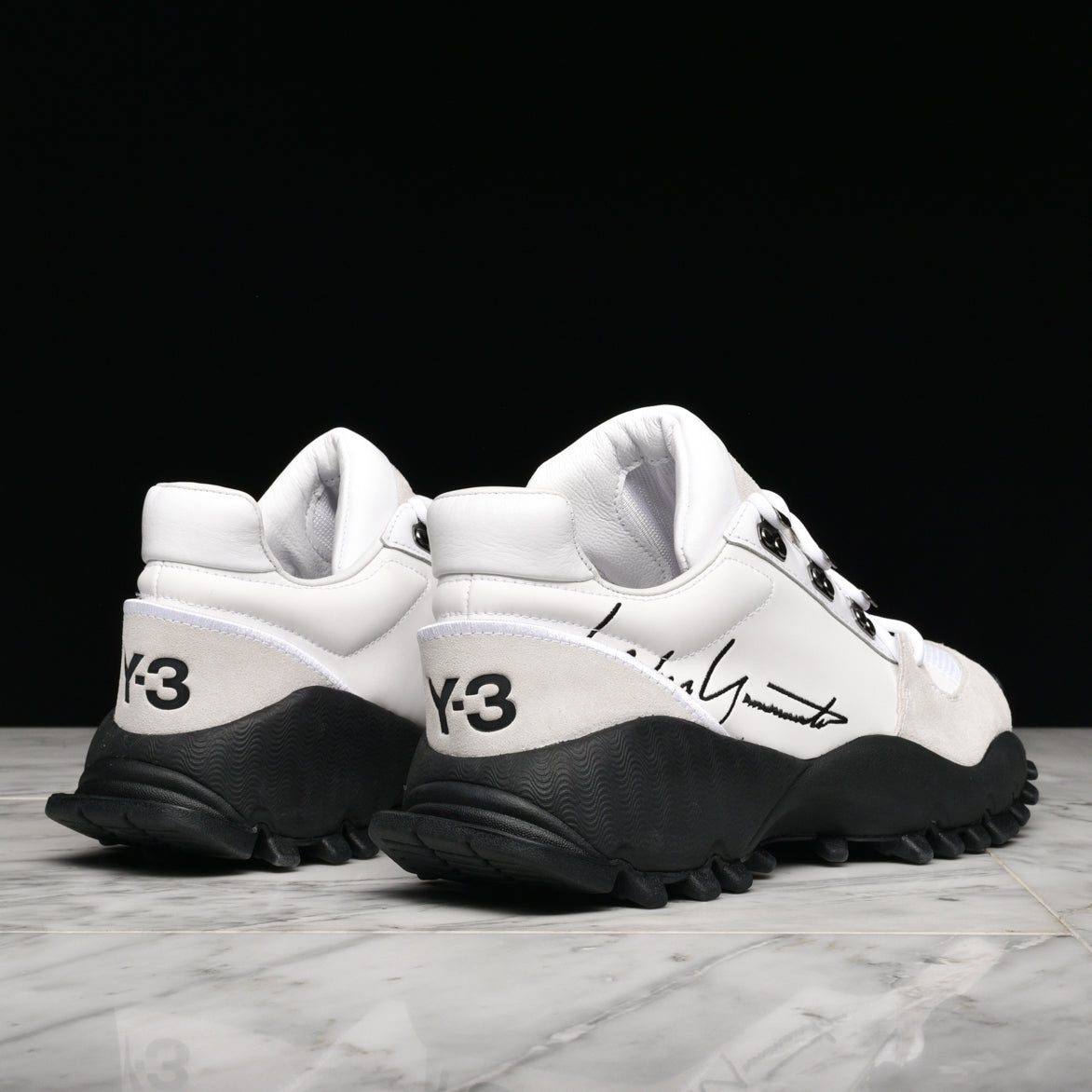 KYOI TRAIL - WHITE / BLACK