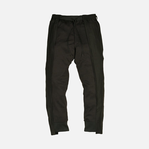 PATCHWORK PANTS - BLACK