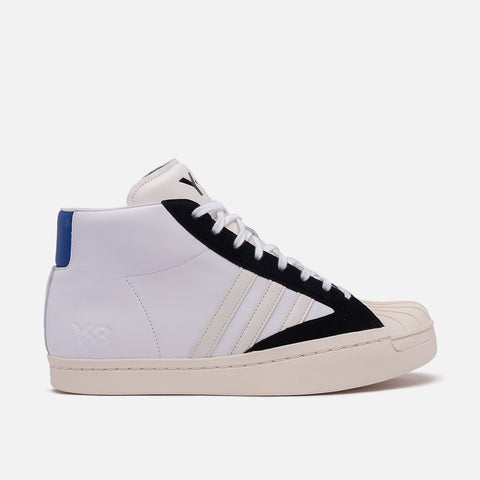 YOHJI PRO - CLOUD WHITE / CHALK WHITE / BOLD BLUE