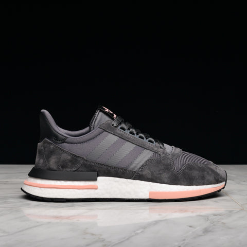 ZX 500 RM - GREY / CLOUD WHITE / CLEAR ORANGE