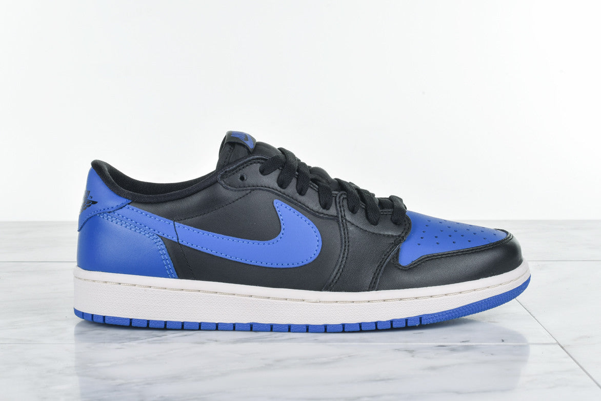 "AIR JORDAN 1 RETRO LOW OG ""ROYAL"""