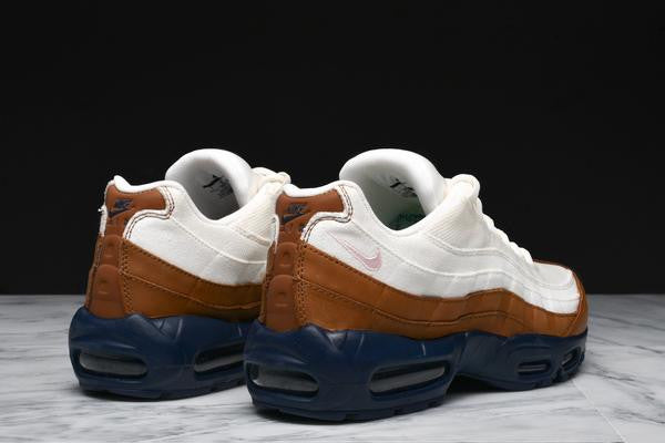 AIR MAX 95 PREMIUM - ALE BROWN / MIDNIGHT NAVY