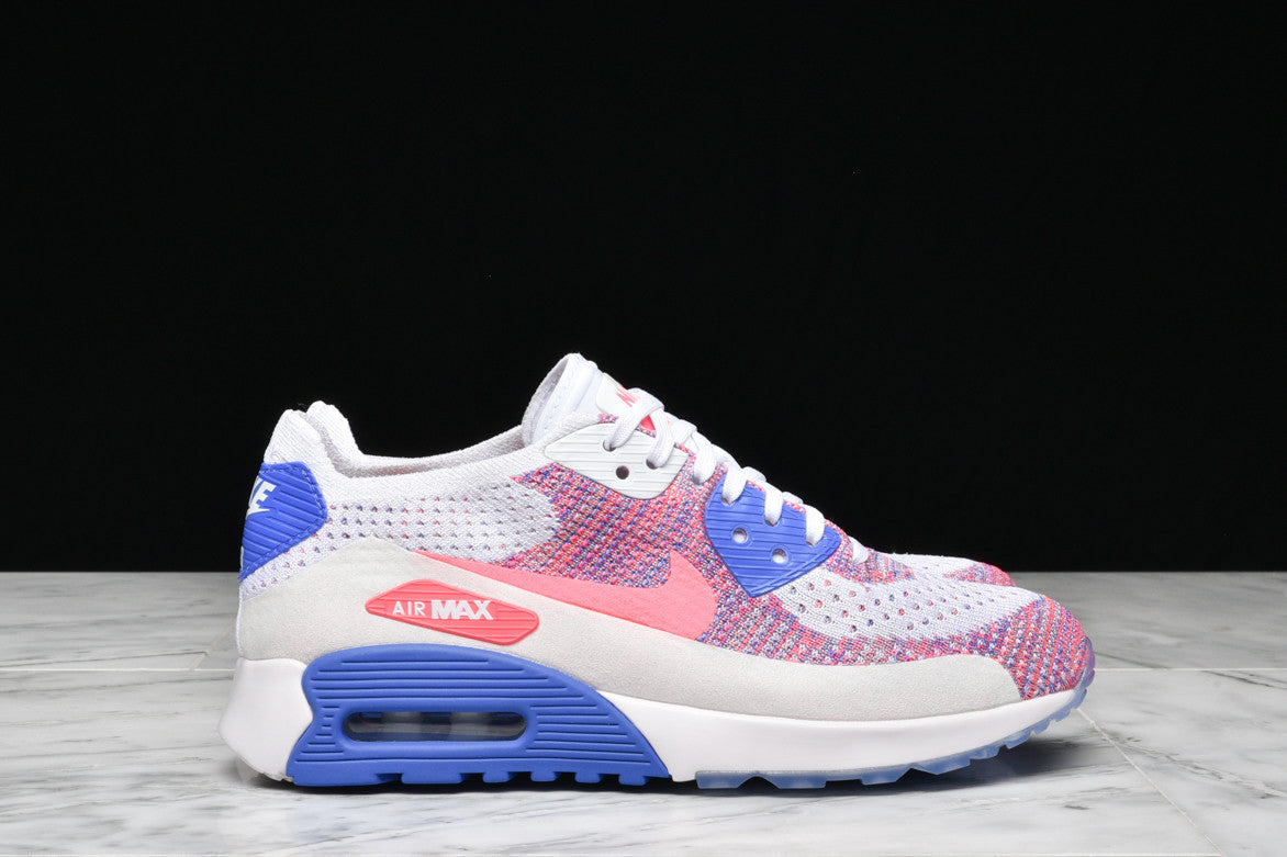 f5033a12 AIR MAX 90 ULTRA 2.0 FLYKNIT (WMNS) - RACER PINK / MEDIUM BLUE ...