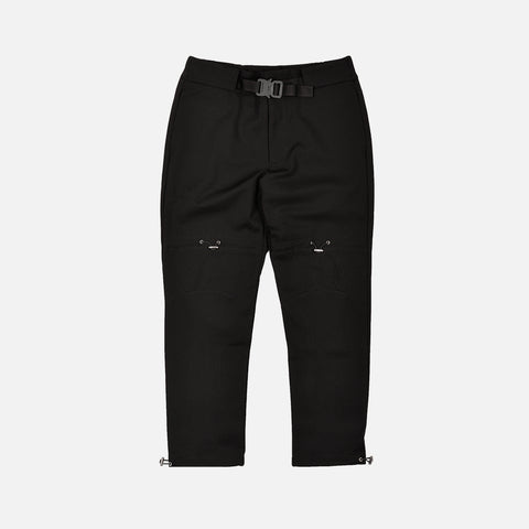 GAITER PANT W/BUCKLE - BLACK