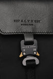PHONE BUCKLE BAG - BLACK