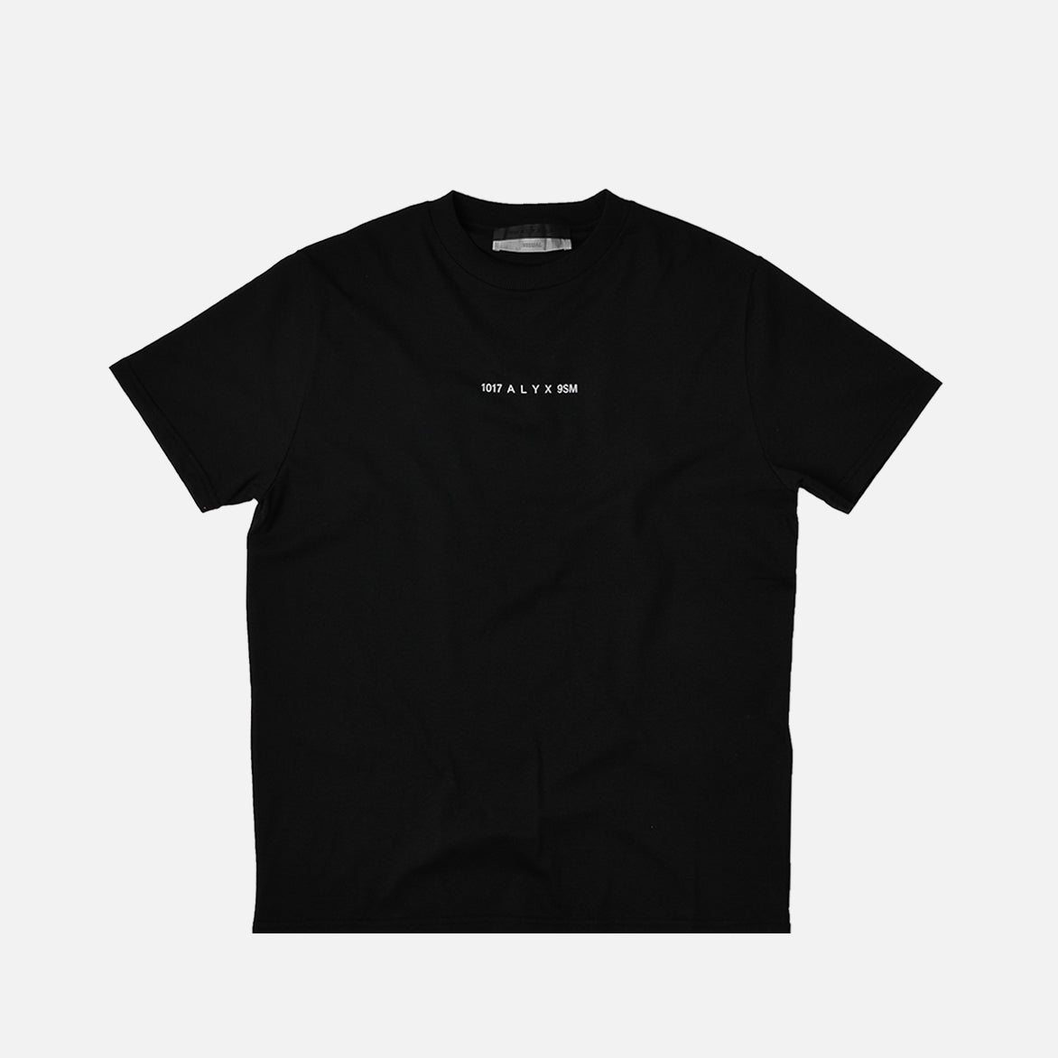 COLLECTION CODE S/S TEE - BLACK