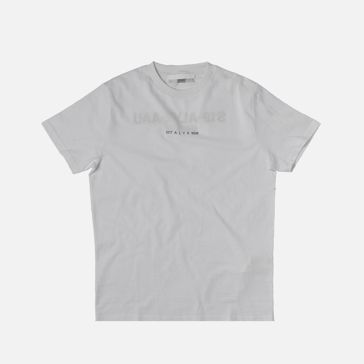 COLLECTION CODE S/S TEE - WHITE