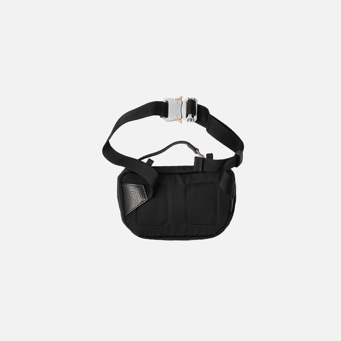 SMALL WAIST POUCH - BLACK