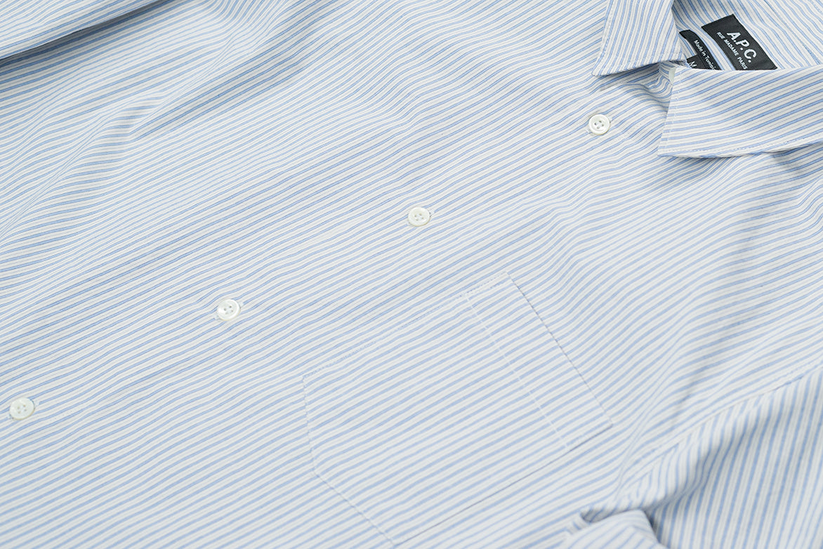 FRANKLIN SHIRT - BLUE
