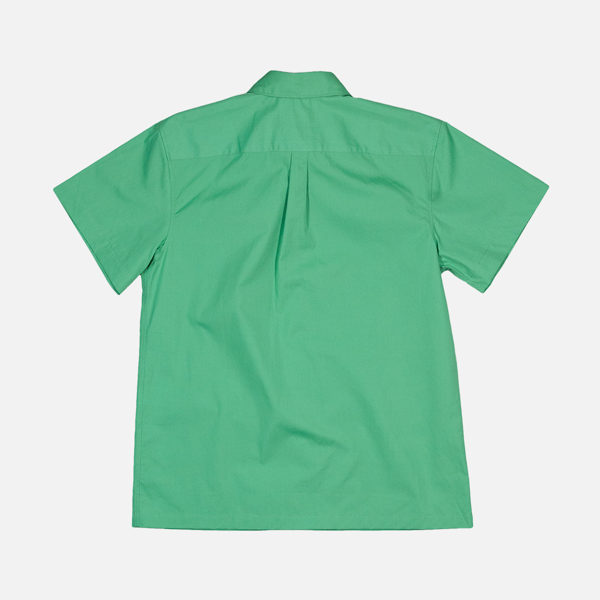 CIPPI SHORT SLEEVE WOVEN - LIGHT KHAKI