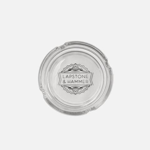 LAPSTONE & HAMMER ASHTRAY