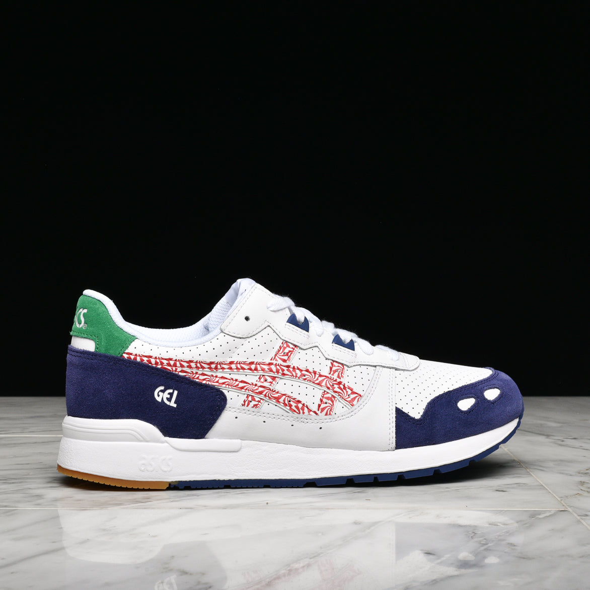 GEL LYTE WHITE CLASSIC RED