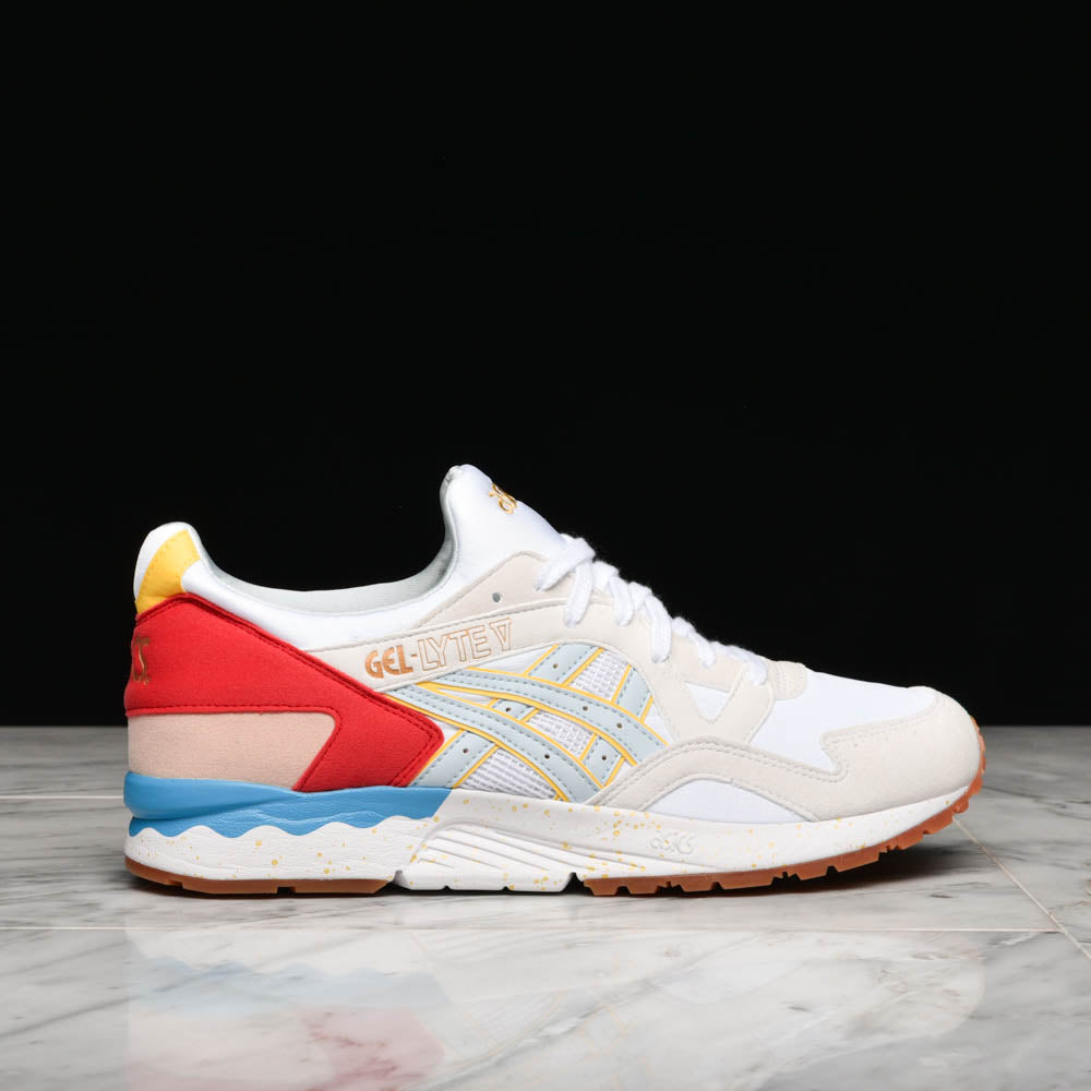 info for 92fb0 efbf0 GEL-LYTE V - WHITE / SKY