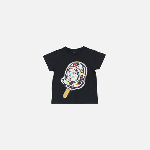 KIDS ICE HELMET SS TEE - BLACK