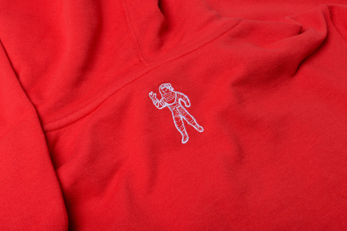PARALLEL HOODIE - RED