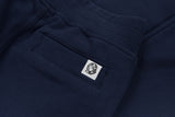 KIDS SCRIPTS LOGO SWEATS - MEDIEVAL BLUE