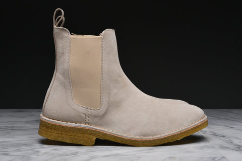 CHELSEA BOOTS - TAN