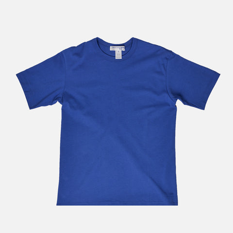 BOYS LOGO TEE - BLUE