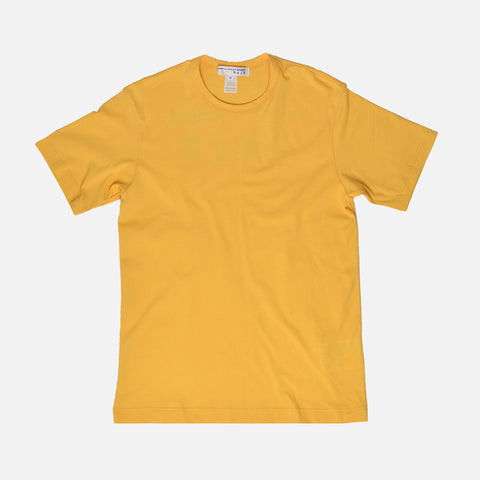 BOYS LOGO TEE - GOLD